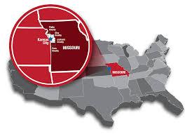 Map Of Kansas City Economic Development Corporation Of Kansas City