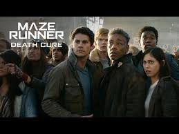 the maze runner film maze runner the death cure fox movies