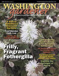 planting the seeds of innovation native plants gardening app washington gardener april 2017 by kathy j issuu