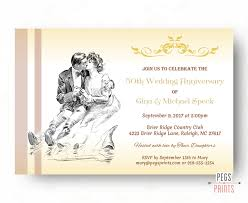 anniversary dinner invitations anniversary dinner party