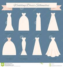 different wedding dress shapes wedding dress types oasis fashion