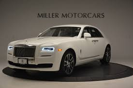 roll royce side 2017 rolls royce ghost stock r398 for sale near greenwich ct