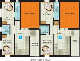 residential home floor plans indian residential house floor plans ground plan and elevations