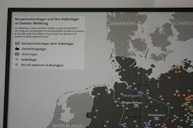 Map Of Concentration Camps Concentration Camp U2013 Tunnels