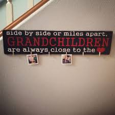 Wood Crafts To Make For Gifts by Best 25 Grandparent Gifts Ideas On Pinterest Great Grandma