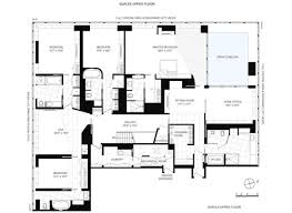 one beacon court u0027s charles gwathmey designed penthouse gets