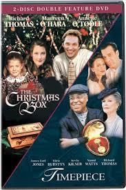 the christmas box the christmas box timepiece richard maureen