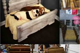 diy shabby chic pet bed pet bed archives do it yourself ideas