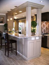 American Kitchen Designs American Kitchen Design And Bar Kitchen Transitional With Pendant