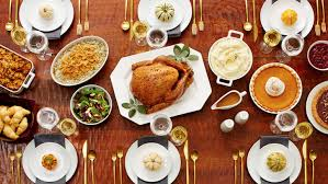Thanksgiving Menu 2014 Sq Online Special Edition Happy Thanksgiving