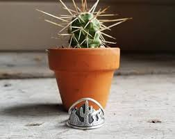 asian cactus ring holder images Little wild jewelry by kjohnstondesigns on etsy jpg