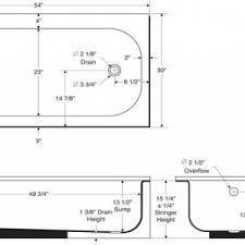 standard mirror sizes for bathrooms standard bathtub size gallons http extrawheelusa com pinterest