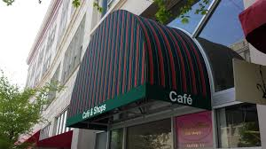 Entrance Awning Commercial Awnings Gallery Asheville Nc Air Vent Exteriors