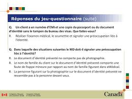 bureau des visas canada emi pour le canada les détails ppt télécharger