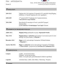 layout template en français office manager cv sle francais curriculum vitae template