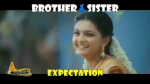 Brother Sister Memes - sister vs brother brother vs brother expectation vs reality