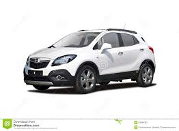 opel white opel mokka suv editorial image image of elegance german 39844325