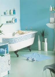 lightening up the bathroom through bathroom paint ideas home