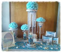 sweet 16 centerpieces centerpiece rentals island sweet 16 s wedding s