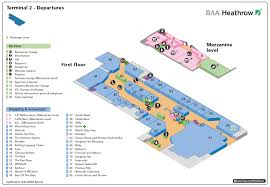 Dallas Fort Worth Airport Terminal Map by London Heathrow Terminal 2 Level 5 Google Search Airports