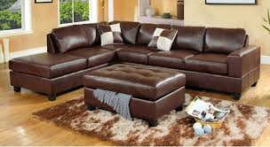 Sectional Sofa Sales Awesome Leather Brown Sectional Sofa Cheap With Classic Ottoman