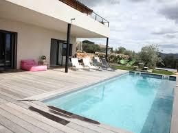 bandol chambre d hotes trés maison d architecte avec piscine vue mer sur les