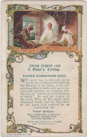 Burial Invitation Card Historical Records Copyright 2012 Christ Church Felling All
