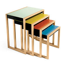 what are nesting tables nesting tables moma design store