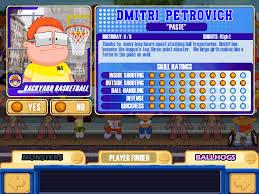 Backyard Baseball Ds Backyard Basketball Sony Playstation 2 Game