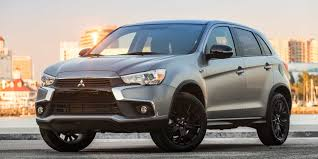 mitsubishi sports car white 2017 mitsubishi outlander sport limited edition vehicles on