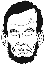 lincoln coloring pages george washington color page coloring home