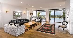 black leather sofa living room ideas 20 attractive black sofa living room home design lover