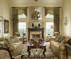 endearing standing lamp and family room ideas ing window valances