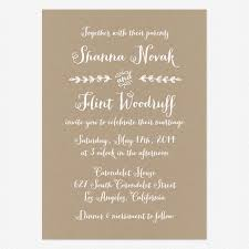 wording for wedding invitation 21 wedding invitation wording exles to make your own brides