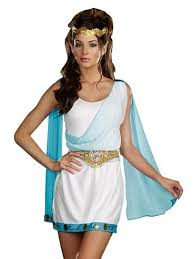egyptian halloween costumes for girls amazon com dreamgirl it u0027s chic to be greek dress white blue x