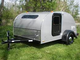 Diy Hard Floor Camper Trailer Plans Teardrop Trailer The Small Trailer Enthusiast