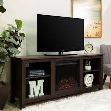 the best electric fireplace tv stands of 2017 boss fireplaces