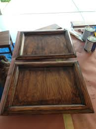 Gel Stain Colors Re Staining Builder Grade Oak Part One Pave The Way A Design