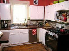 Painting Veneer Kitchen Cabinets TV Painting Kitchen Cabinets - Diy paint kitchen cabinets