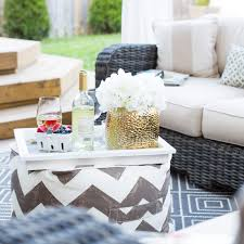 home depot black friday blanket covered patio reveal brittany stager