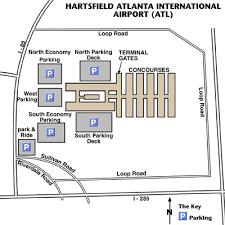 atlanta international airport map hartsfield jackson atlanta international airport airport maps