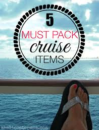 Top 10 Must Pack Cruise by I Just Returned From An Amazing Cruise On Royal Caribbean S