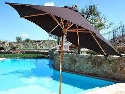 oversized patio umbrella modern large patio umbrellas u2014 all home design ideas