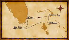 Eastern Caribbean Map by Disney Cruise Line Announces Winter 2017 Itineraries January