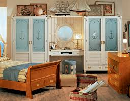 Nautical Interior Best Nautical Themed Bedrooms Contemporary Decorating Design