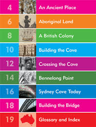 australia past and present sydney cove through time