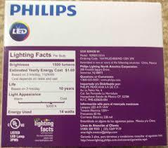 Led Light Bulb Reviews by Philips Led A19 100w Daylight Light Bulb Review Tom U0027s Tek Stop