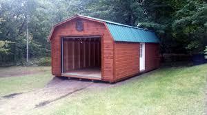 Red Barn Kennel Amish Built Barn Arrives U2013 Forths Com