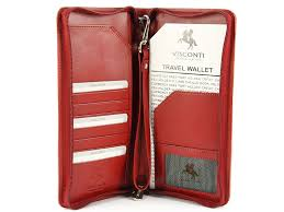 travel document holder images Visconti large leather travel wallet for passports tickets jpg