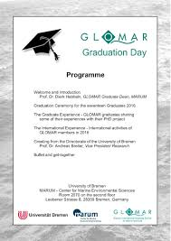 Invitation Card For Graduation Day Graduationday2016 Invitation Programme Seite 2 Jpg